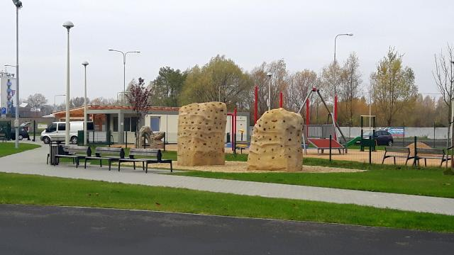 In line park Ostrava