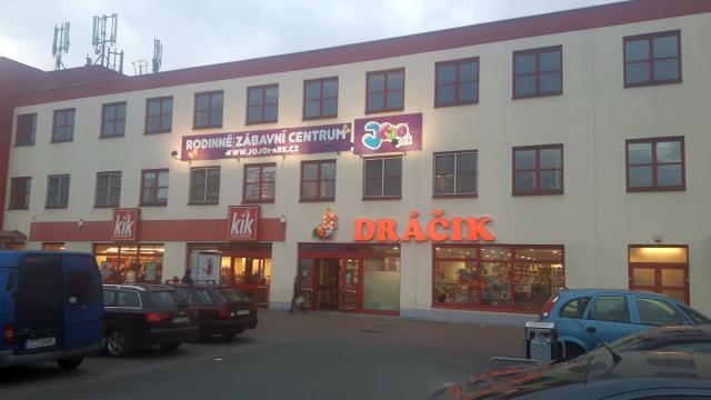 Dětské zábavní centrum JoJo park