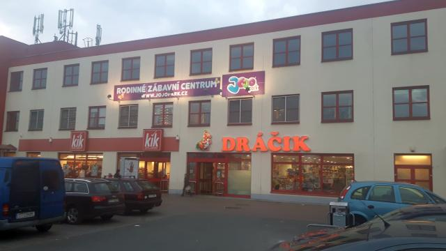 Kinder-Unterhaltungs-Zentrum Jojo Park