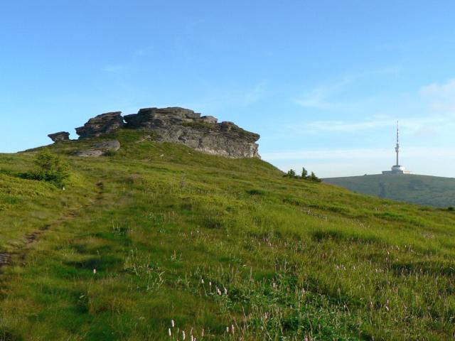 Peterssteine - Atlvatergebirge