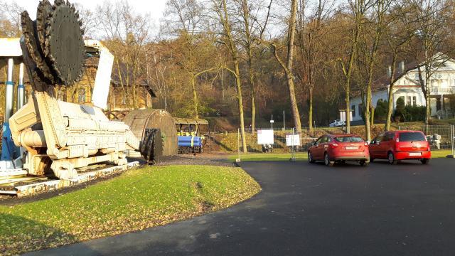 Bergbau Museum OKD Ostrava - Landek