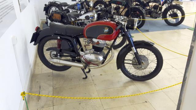 Salzlager -  Südböhmisches Motorrad Museum České Budějovice