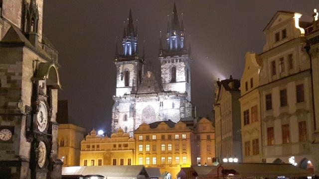 Staroměstské náměstí - Praha