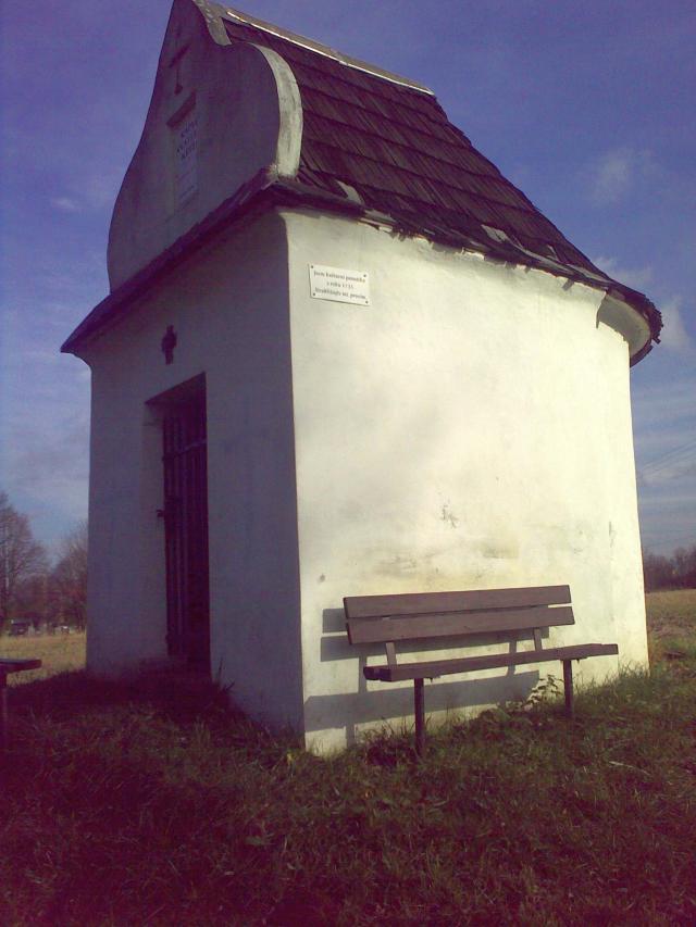 Kaple Sv. kříže Pustyňa