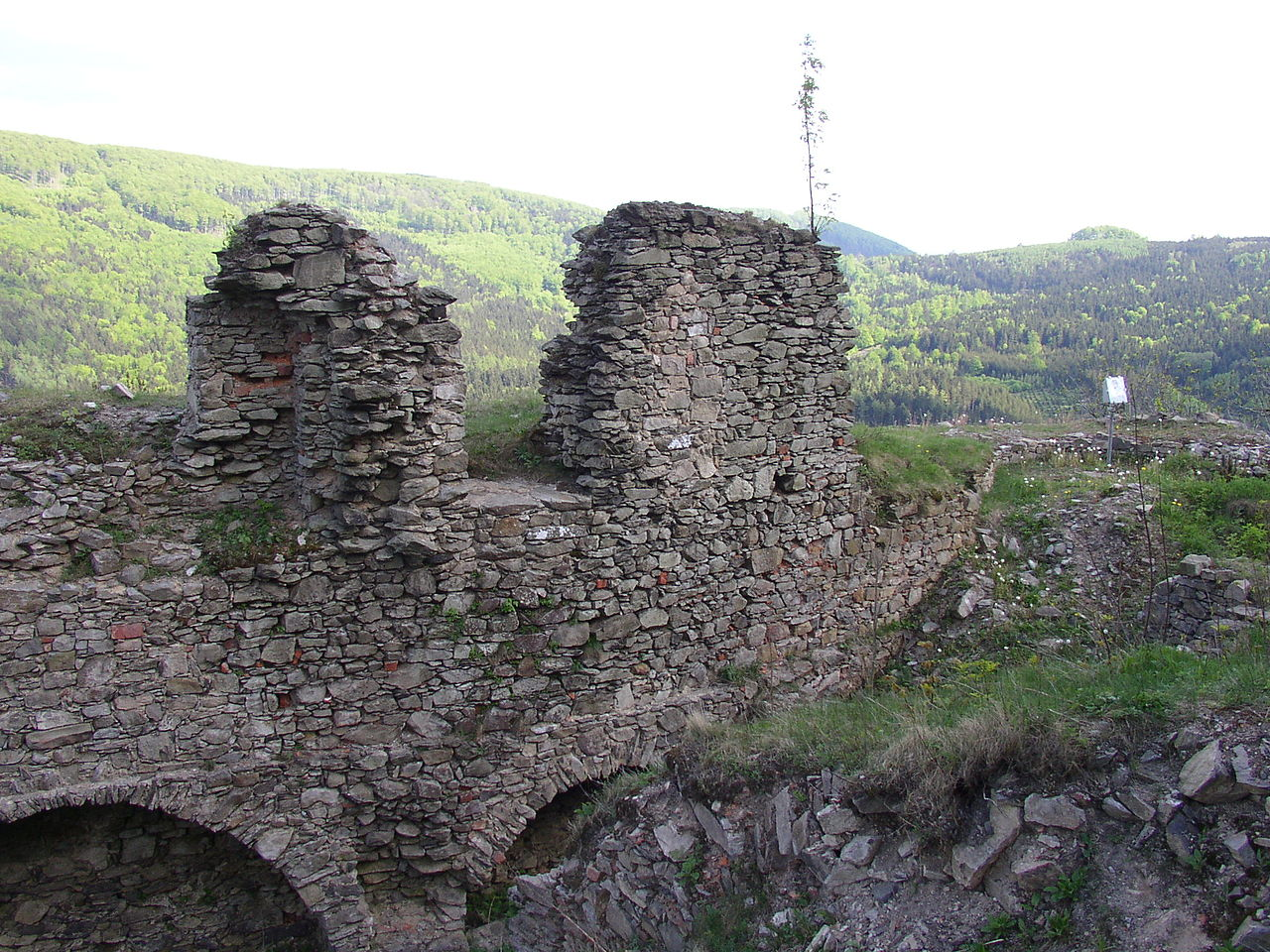 Burg Tolštejn