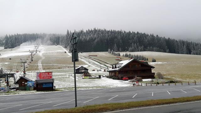 Ski Areal Ramzová (Ramsau)
