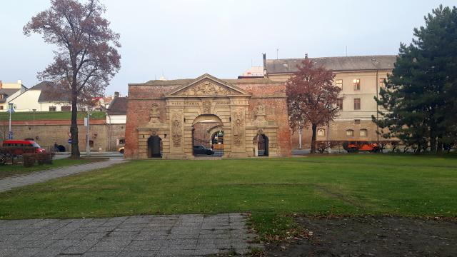 Terezská brána - Olomouc