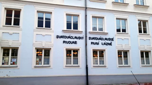Svatováclavský minipivovar - Olomouc