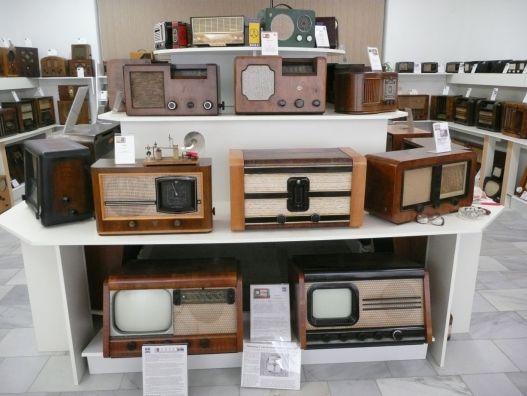 Muzeum historických radiopřijímačů