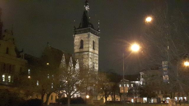 Jindřišská věž - Praha