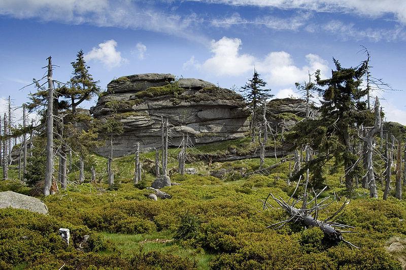 Holubník - Jizerské hory