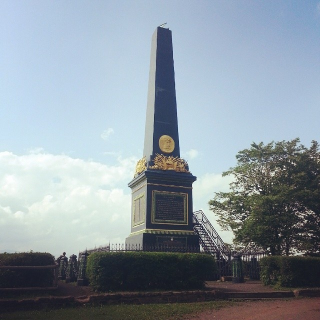 Gablenzův památník na Šibeníku