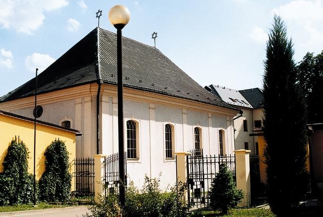 Synagoga a muzeum Karla Poláčka Rychnov nad Kněžnou