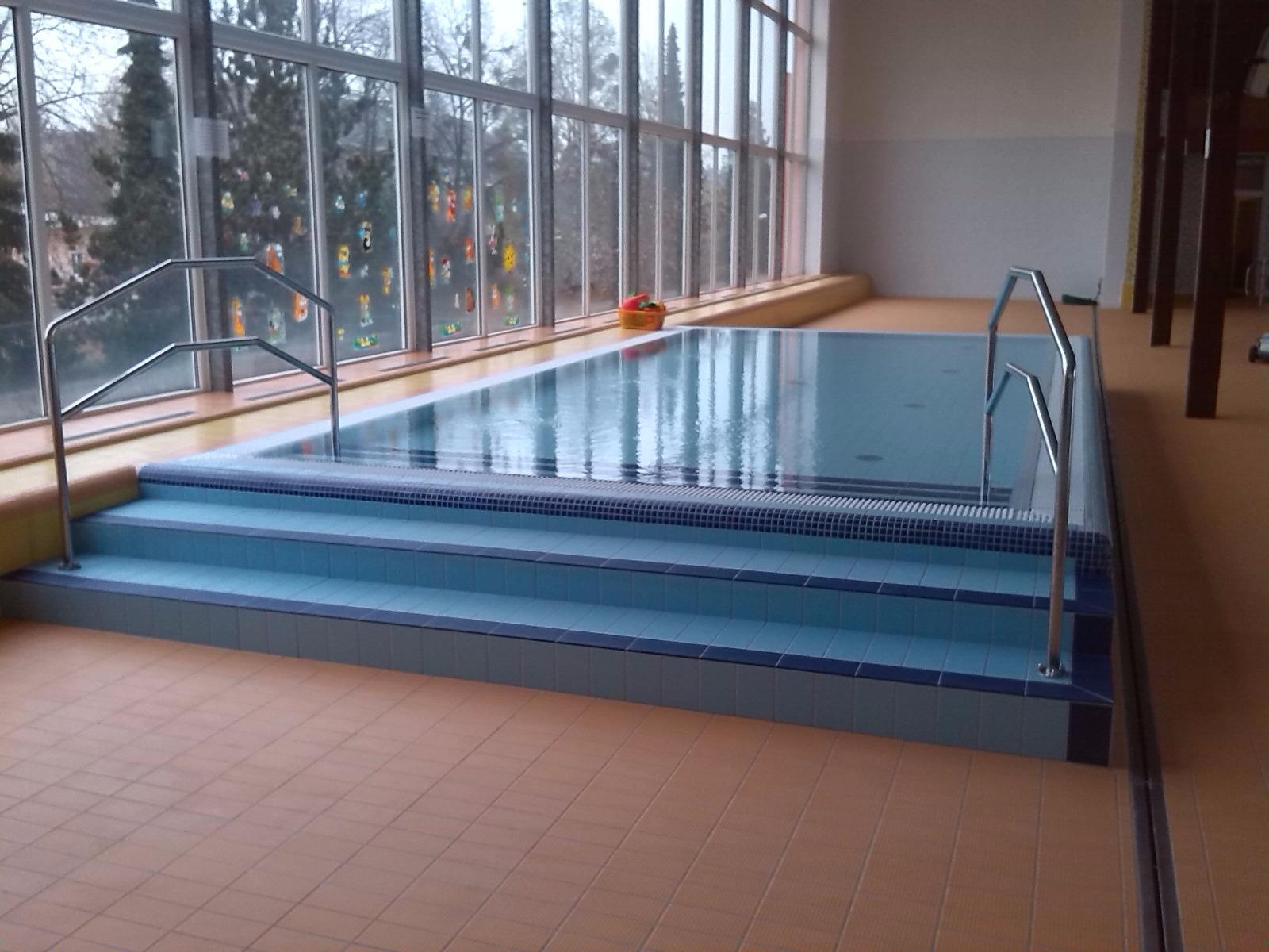 Krytý bazén Mohelnice