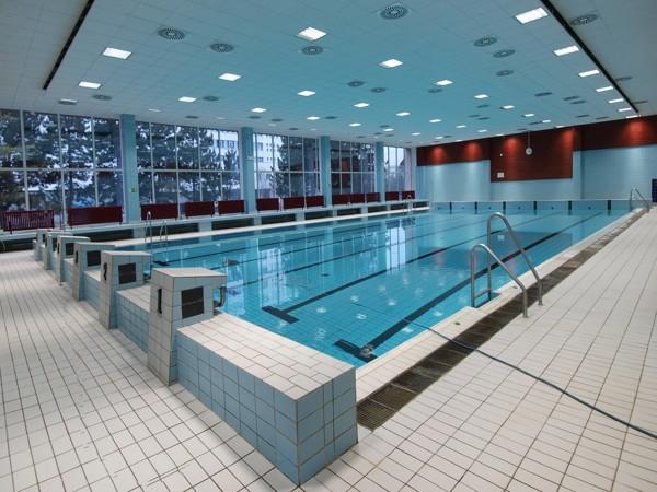 Plavecký bazén Kralupy nad Vltavou