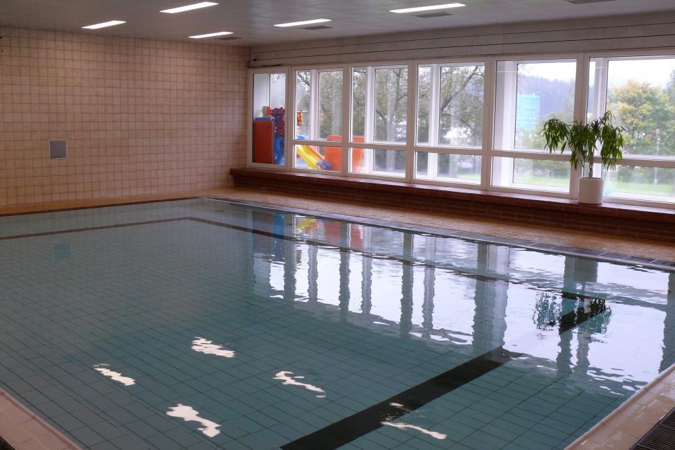 Krytý bazén Rožnov pod Radhoštěm