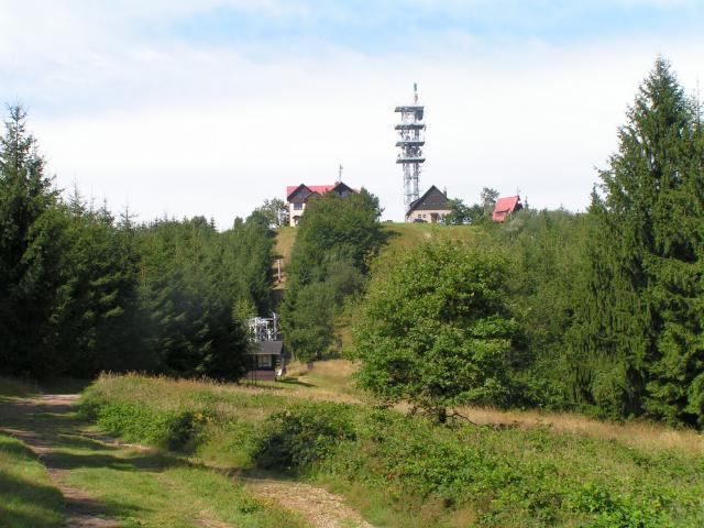 Javorový Höhe -  Beskiden