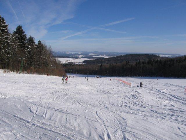 Ski areál Přimda