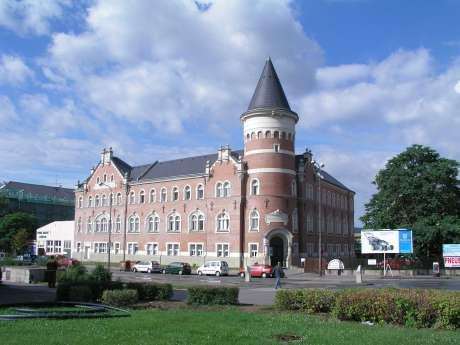 Stadt Heilbad