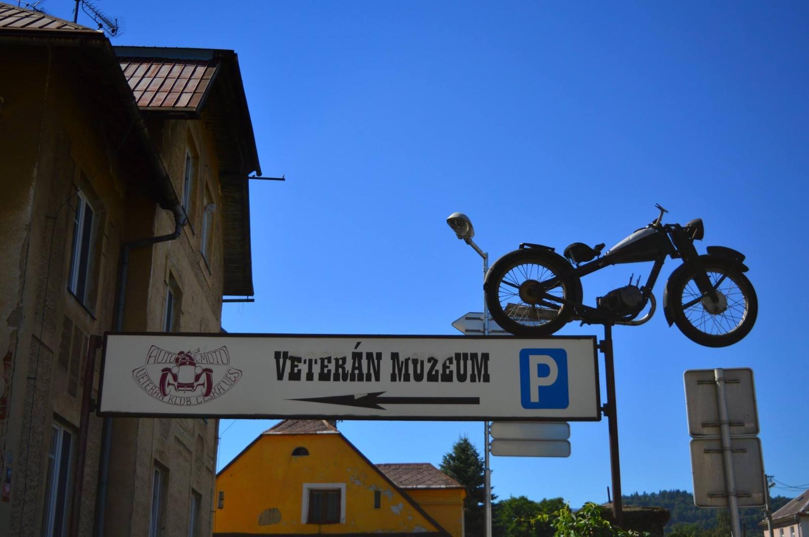 Muzeum veteránů Česká Ves
