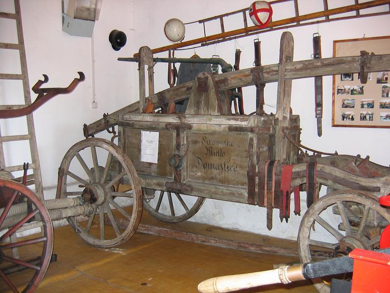 Hasičské muzeum Postřekov