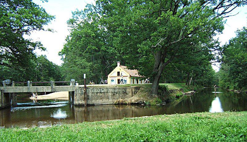 Vodní kanál Nová řeka