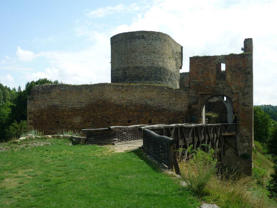 Burg Krakovec