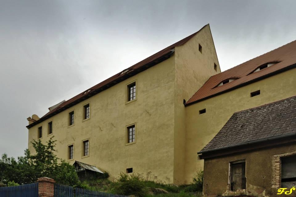 Hrad Úštěk