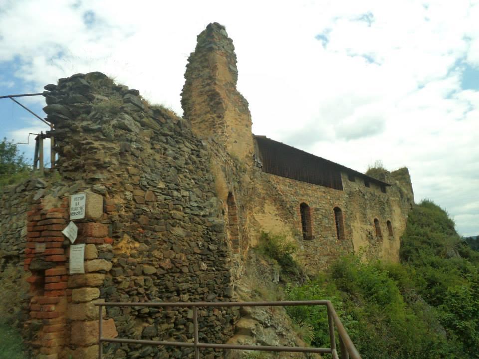 Burg Krašov