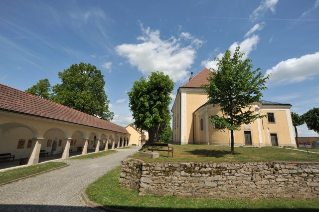 Karmelitánský klášter Kostelní Vydří