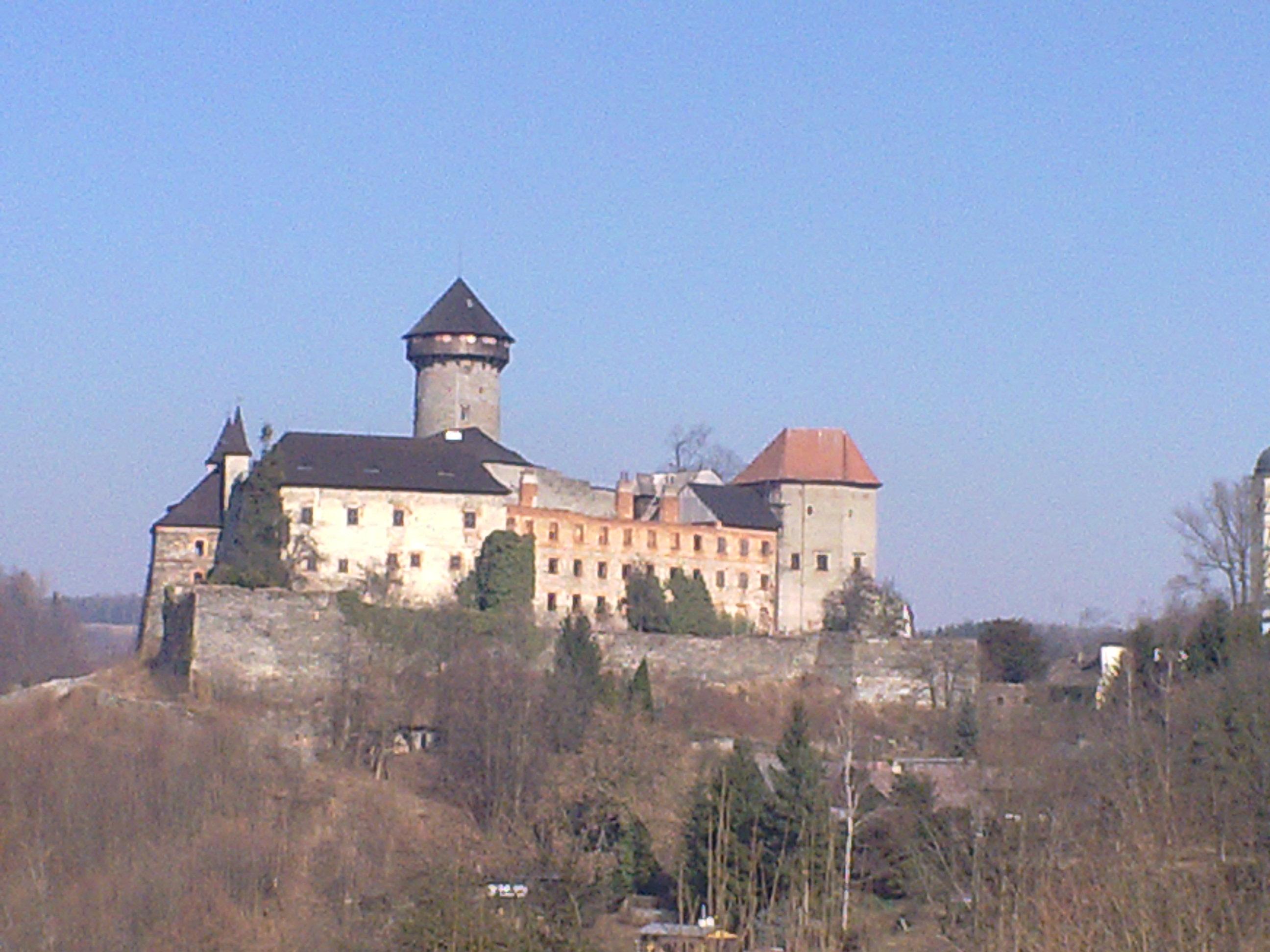 Burg Sovinec