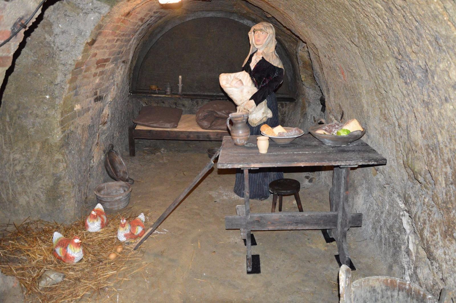 Tabor underground