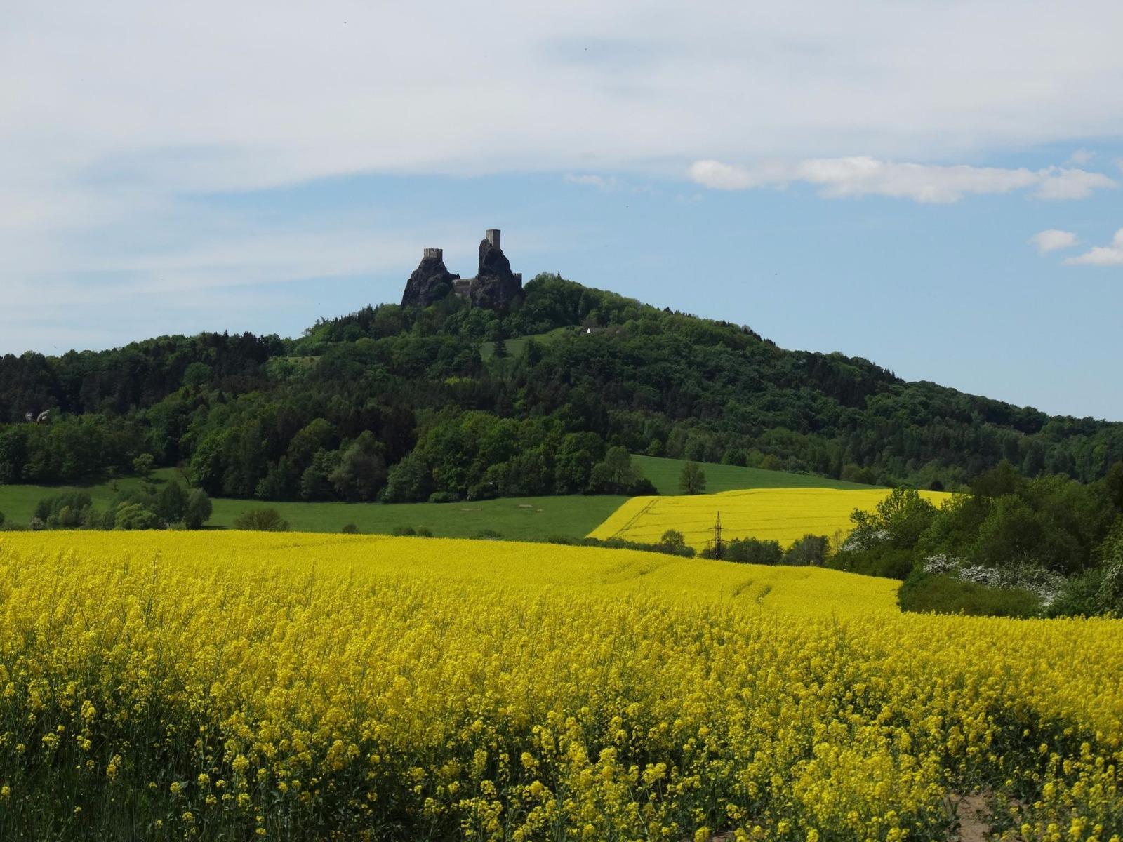 Burg Trosky