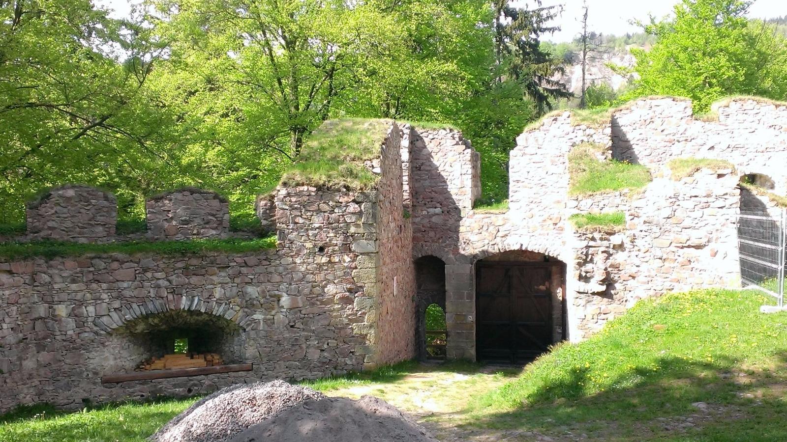 Burg Litice