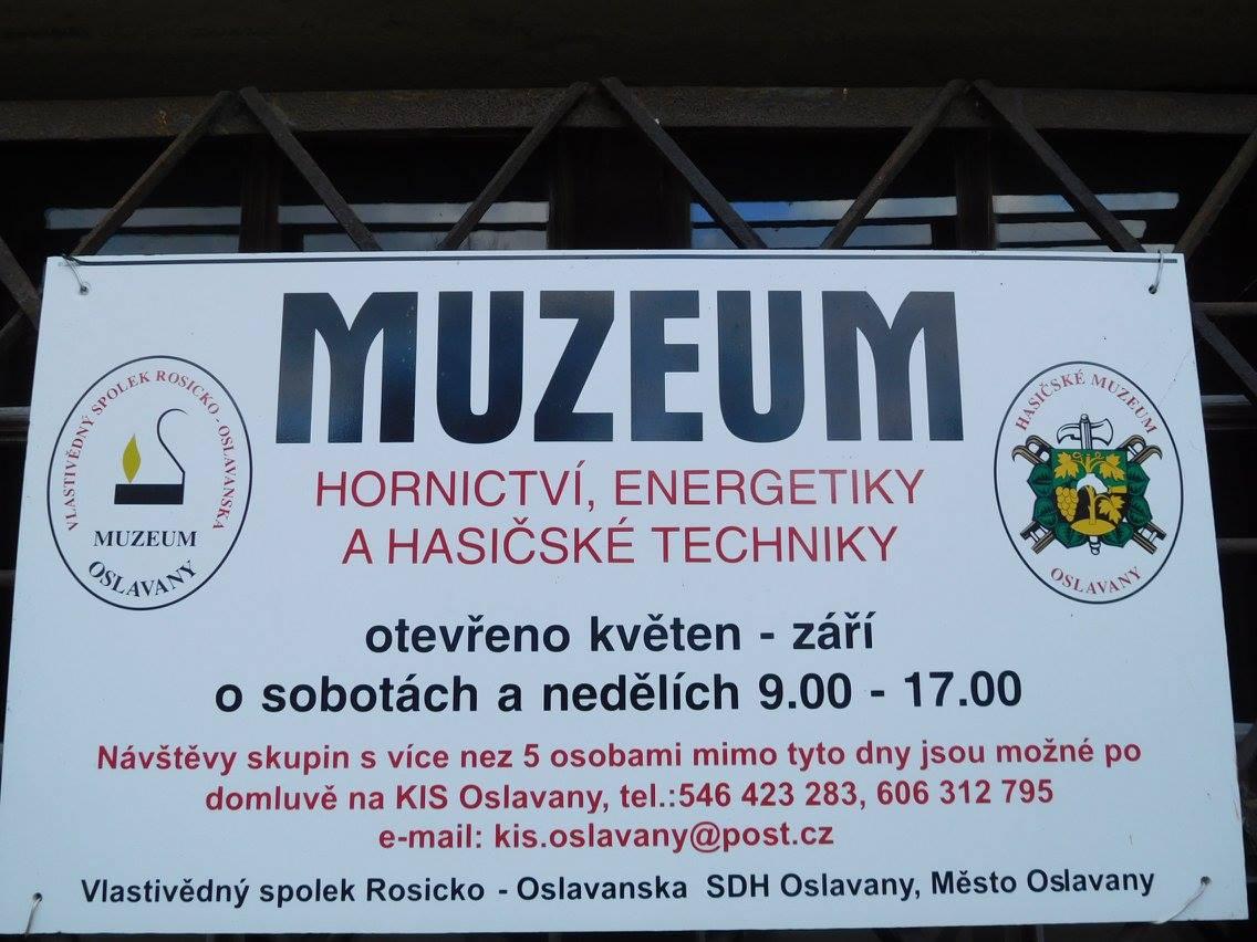 Muzeum hornictví, energetiky a hasičské techniky