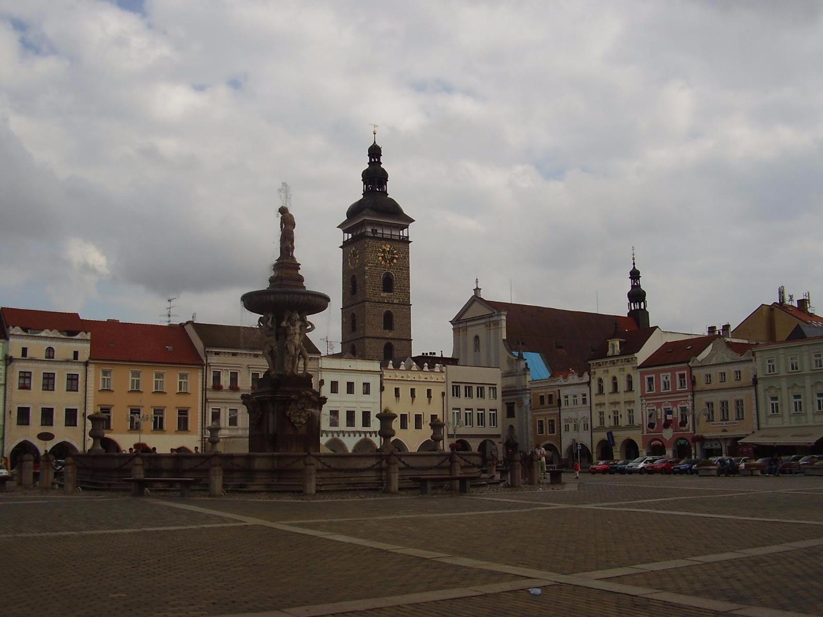 Městská památková rezervace České Budějovice