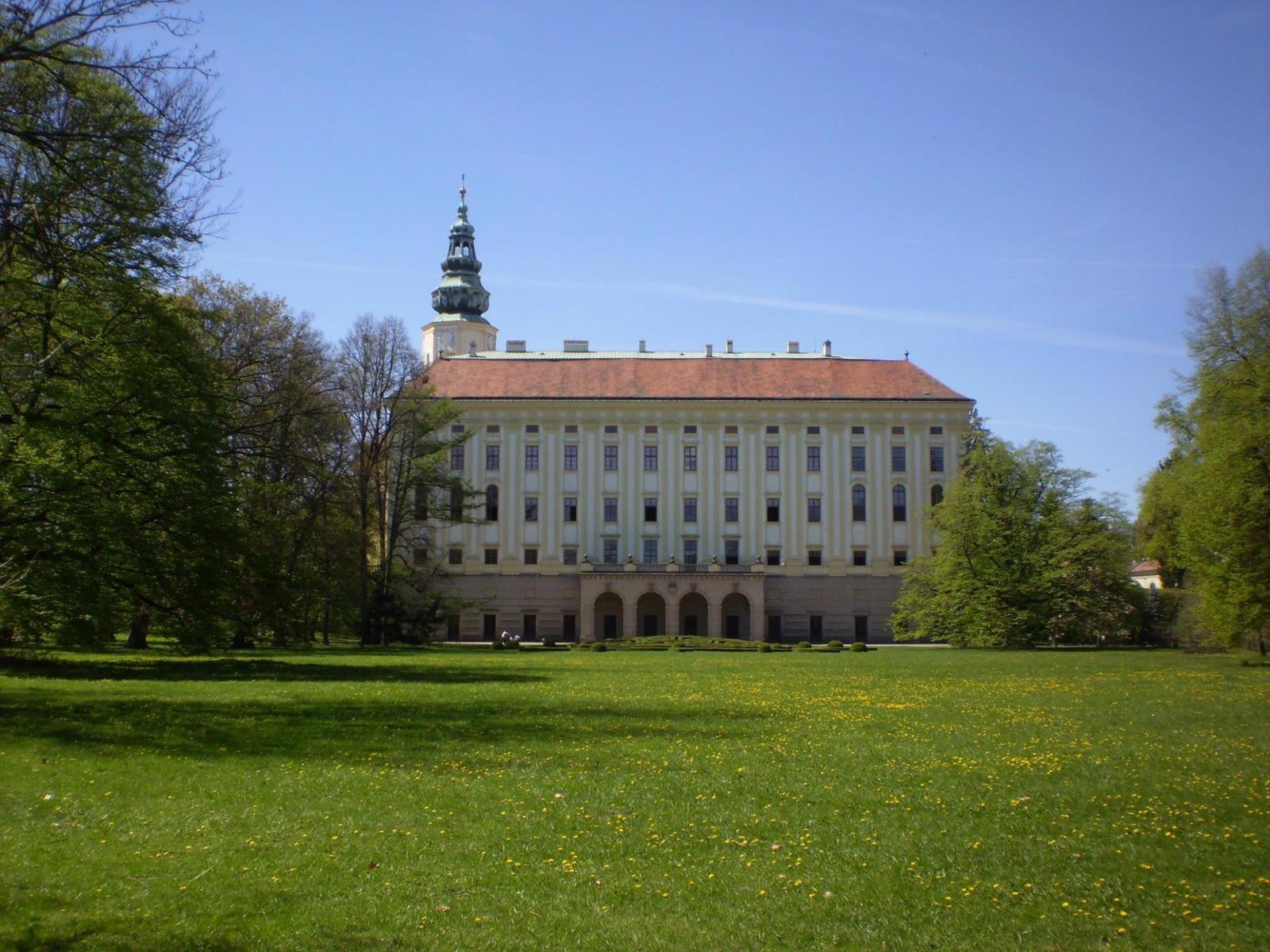 Městská památková rezervace Kroměříž