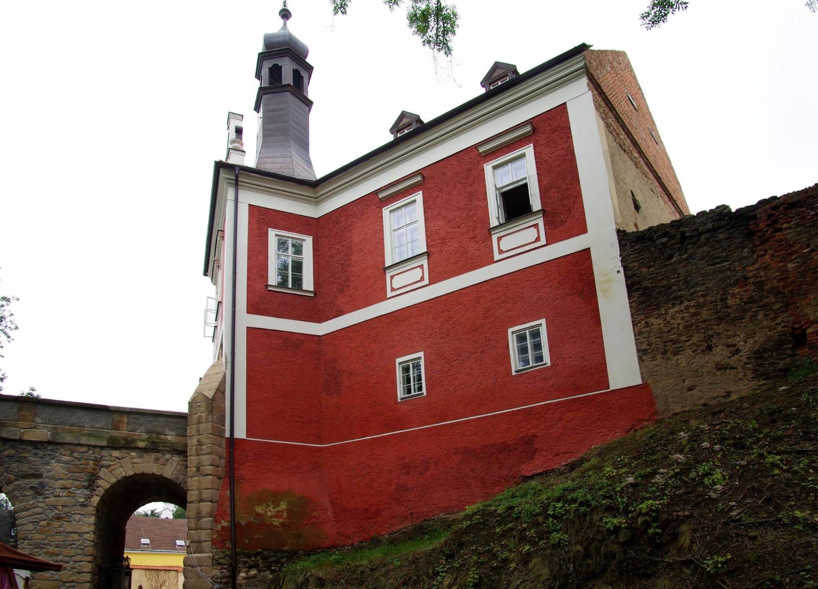 Zámek Škvorec