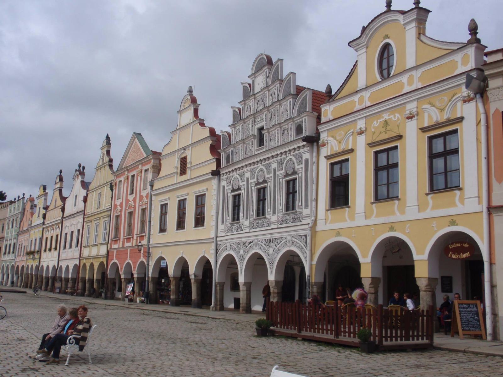 Historisches Zentrum Teltsch