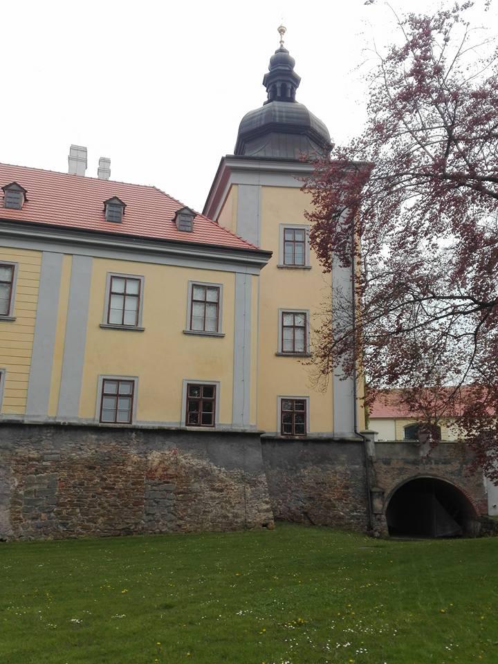 Schloss Ctěnice (Ctienitz)