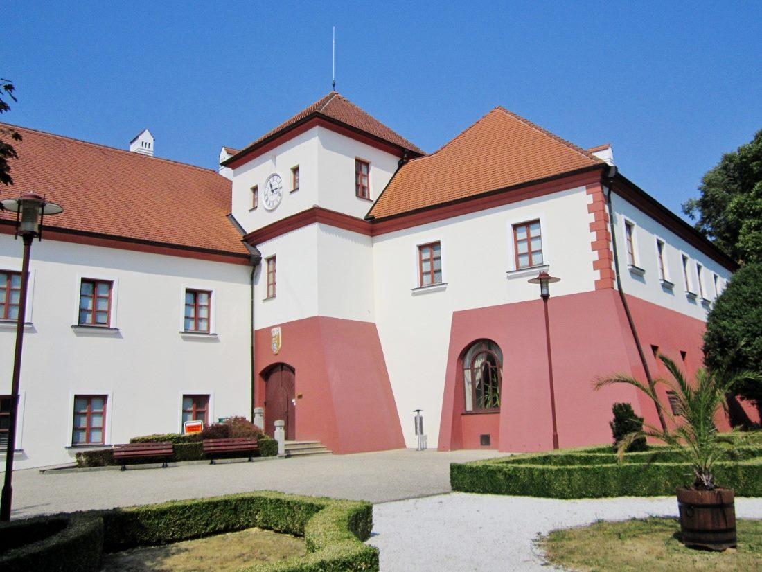 Vysoky Hradek - Museum Kernkraftwerk Temelín