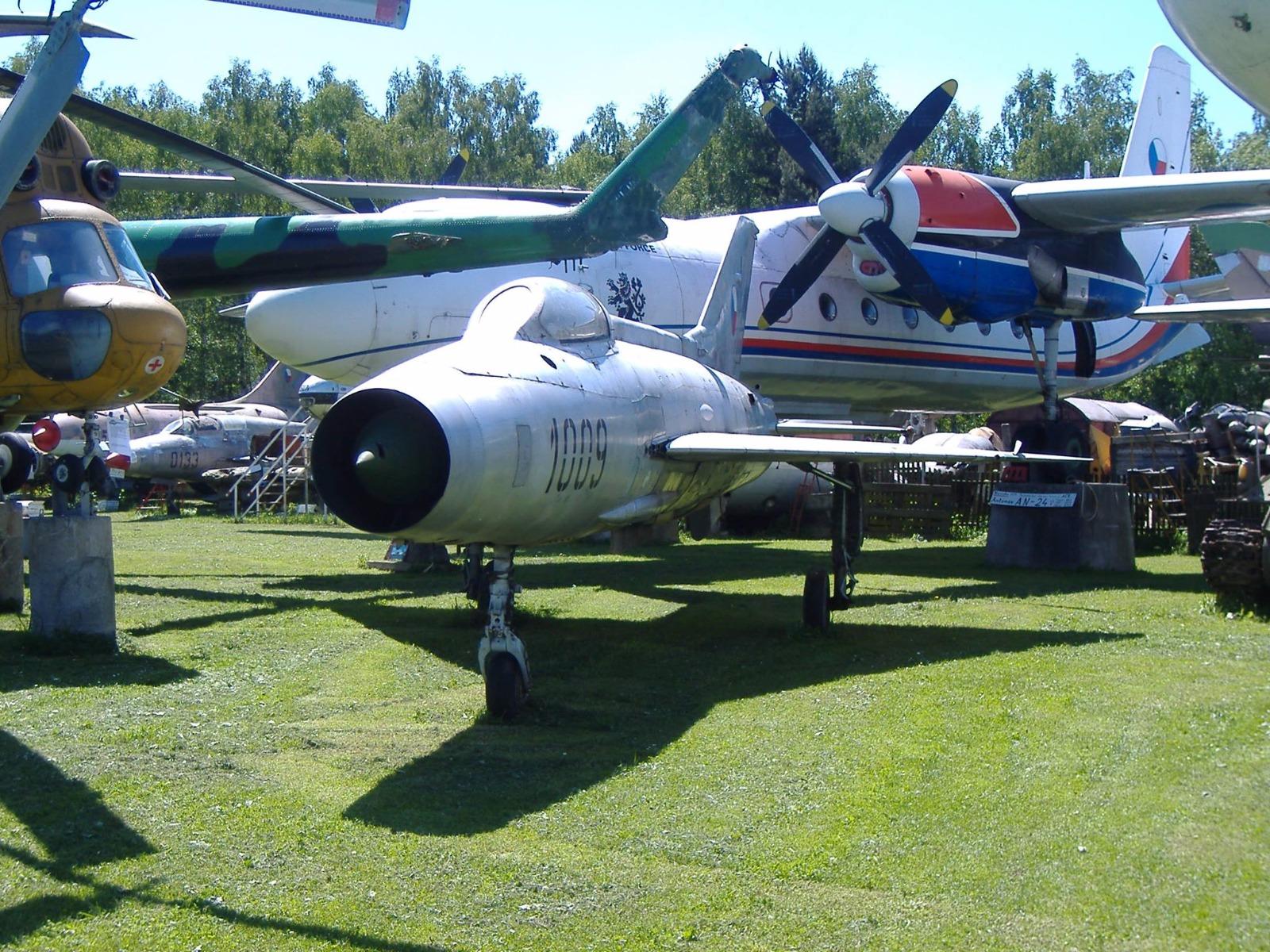 Soukromá sbírka techniky Air Park