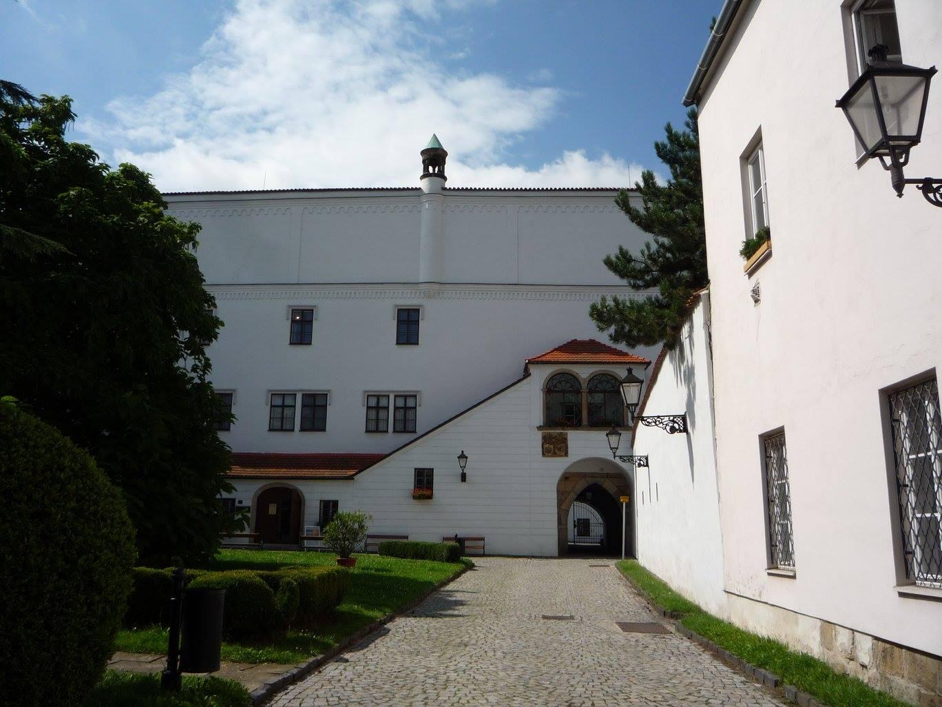Žerotínský zámek a muzeum