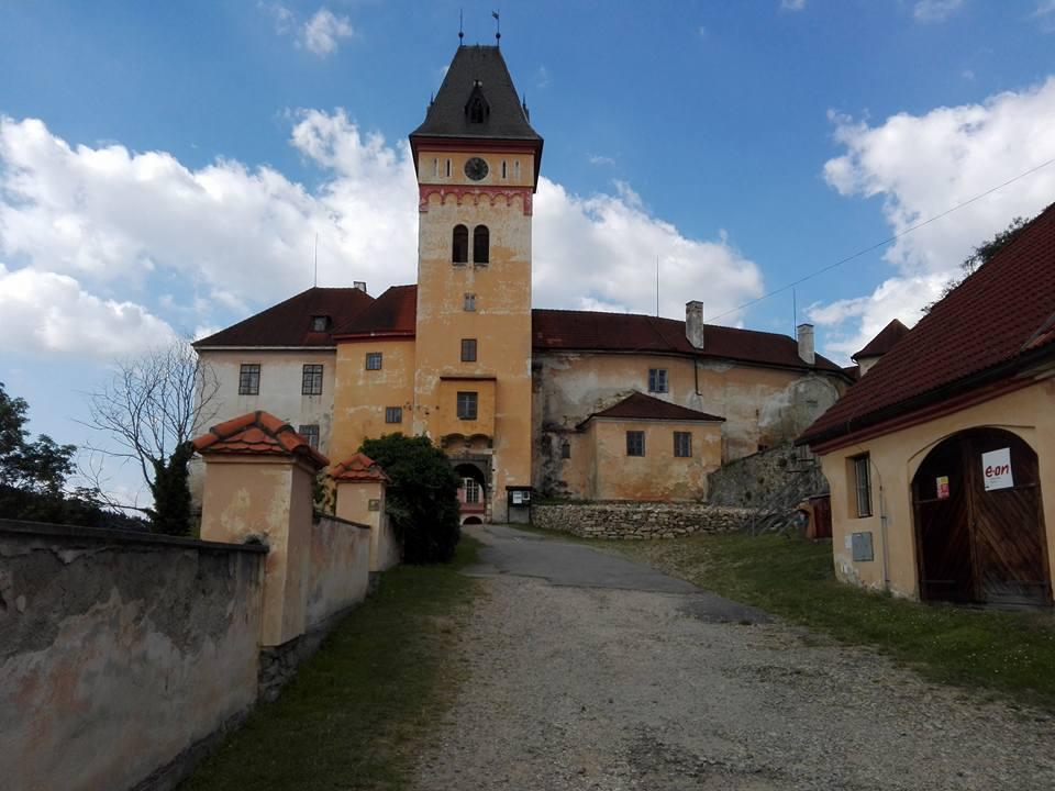 Zámek a muzeum Vimperk