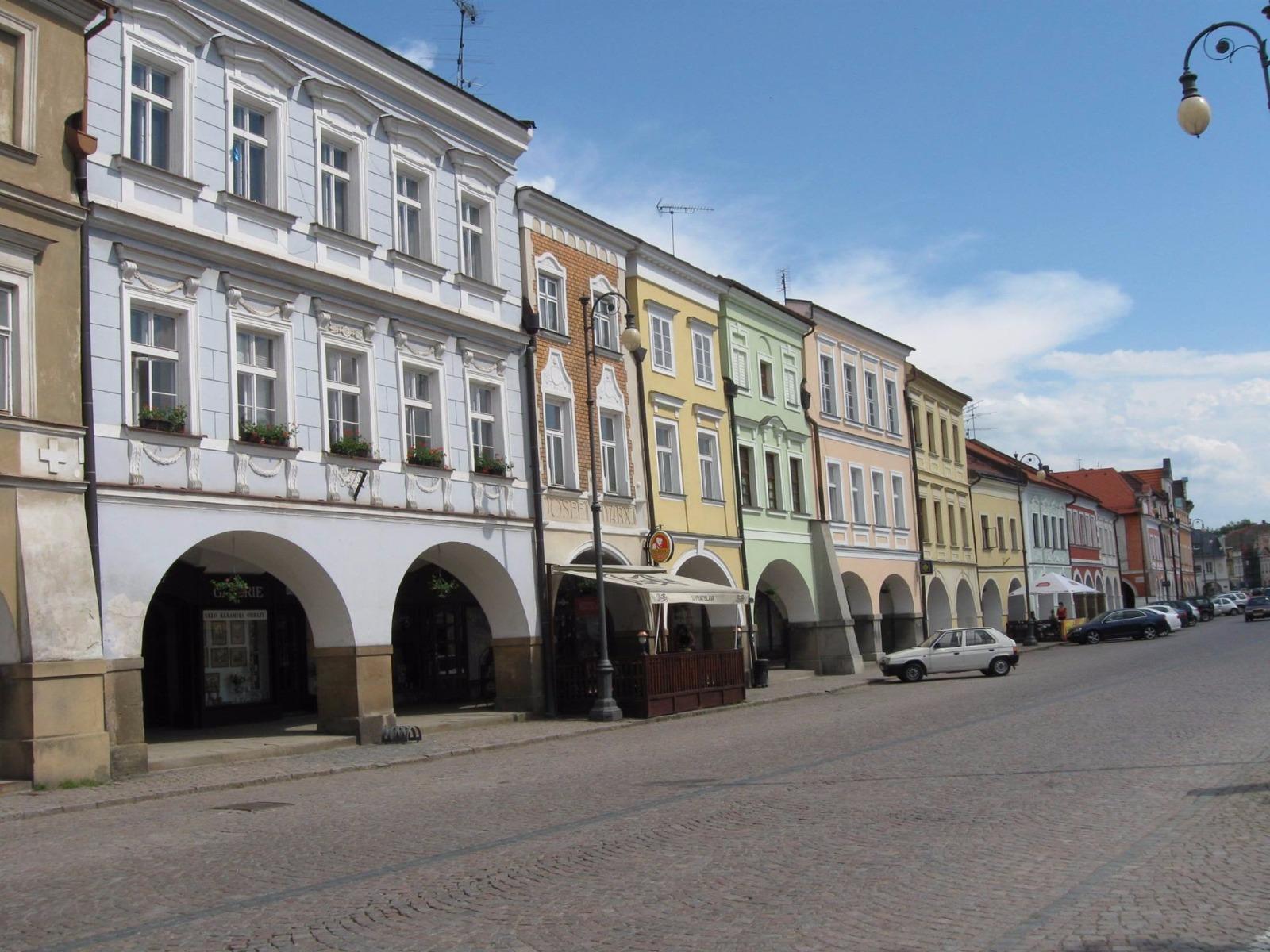 Městská památková rezervace Litomyšl