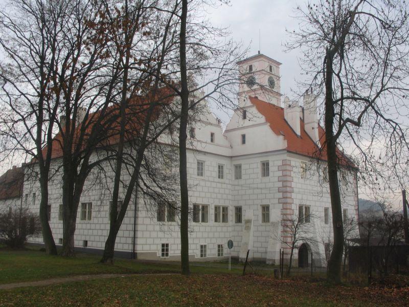 Zámek Žichovice