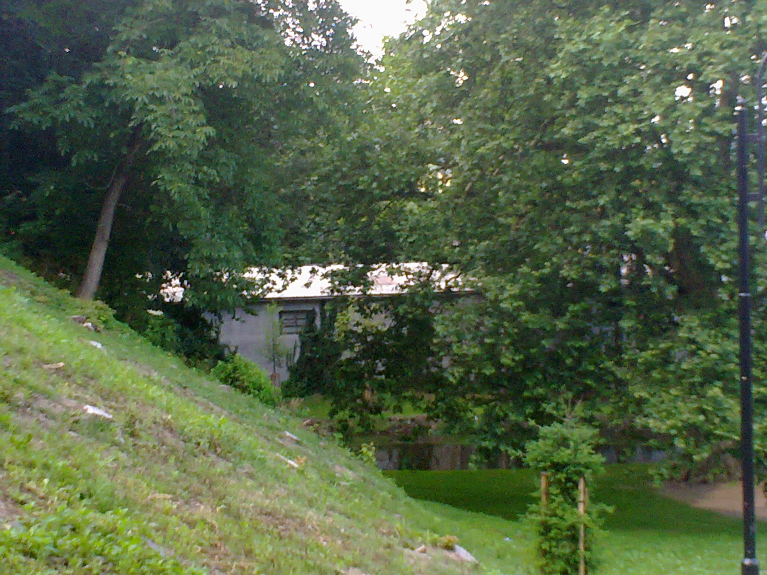 Zámecký park Odry