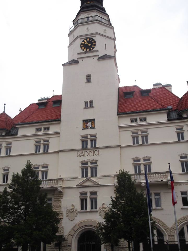 Městská věž Hláska