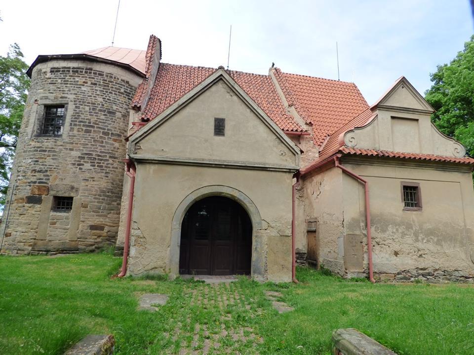 Kostel svatého Jiří Hradešín