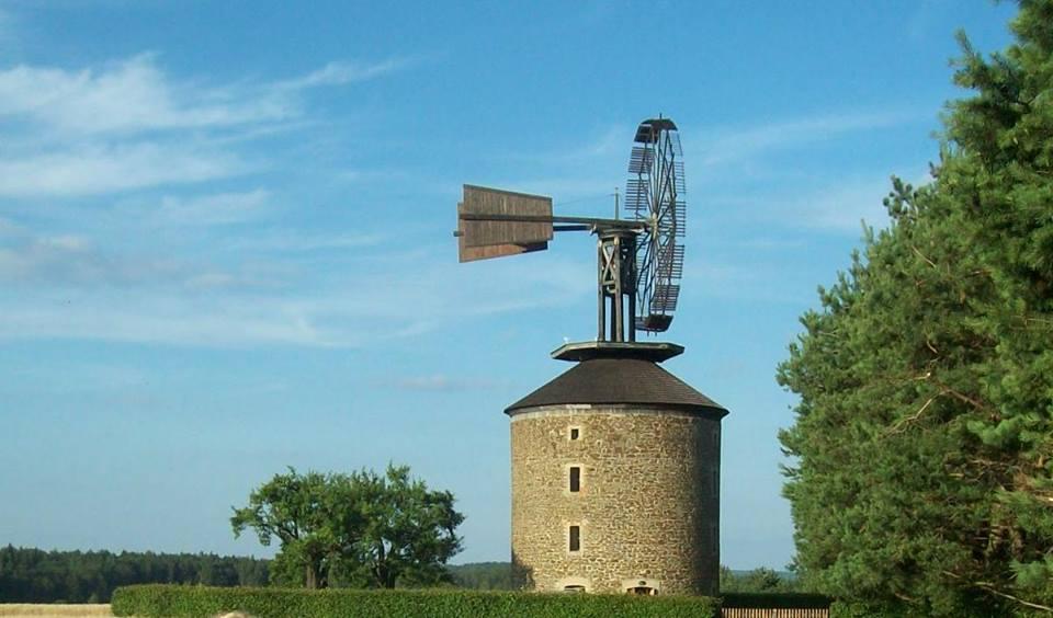 Windmühle Ruprechtov